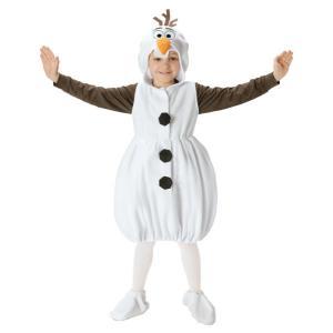 在庫僅少 子供 オラフ Tod 80-100cm対応 女の子 男の子 アナと雪の女王 ディズニー 仮装 コスチューム コスプレ ハロウィン 衣装|arune