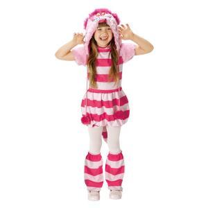 子供 モコモコチシャ猫S 100-120cm対応 不思議の国のアリス ディズニー 衣装 仮装 コスプレ コスチューム ハロウィン|arune