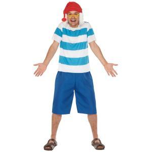 メンズ ミスタースミー 大人 ピーターパン ティンカーベル フック船長 ディズニー コスプレ コスチューム 衣装 ハロウィン 仮装 arune