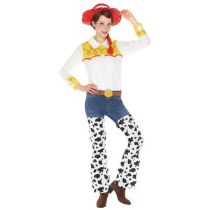 大人 ジェシー レディース 女性 トイストーリー ディズニー 衣装 ハロウィン コスチューム 仮装 コスプレ|arune