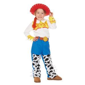 子供 ジェシーS 100-120cm対応 女の子 トイストーリー ディズニープリンセス コスプレ 仮装 衣装 コスチューム ハロウィン|arune