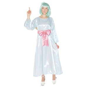 大人 キキ レディース 女性 サンリオ キキララ ハロウィン 衣装 コスチューム コスプレ 仮装 ハロウィン|arune