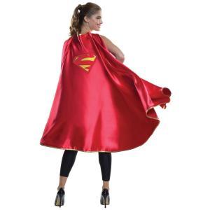 大人 デラックススーパーマンケープ 男性 メンズ レディース 女性 ユニセックス アメコミ 衣装 仮装 コスチューム コスプレ ハロウィン|arune
