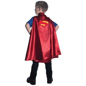 子供 デラックススーパーマンケープ キッズ 女の子 男の子 アメコミ 衣装 コスチューム 仮装 コスプレ ハロウィン|arune