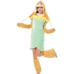 大人 モコモコクラリス レディース 女性 キュート ディズニー コスチューム 衣装 ハロウィン 仮装 コスプレ|arune