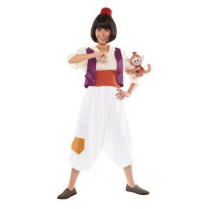 ハロウィンプレゼント付 アラジン レディース 女性 ディズニー アラジンと魔法使い 衣装 ハロウィン 仮装 コスプレ コスチューム|arune