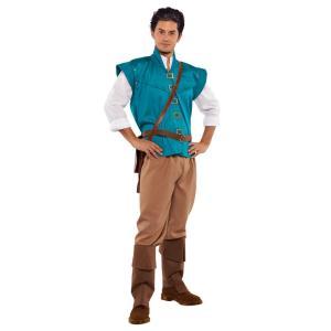 大人 フリンライダー 男性 メンズ ディズニー 塔の上のラプンツェル 仮装 コスプレ 衣装 コスチューム ハロウィン|arune