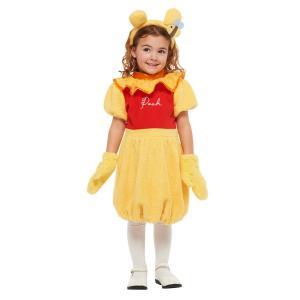 子供 プーS 100-120cm対応 キッズ ガールズ 女の子 かわいい ディズニー ハロウィン コスチューム 仮装 衣装 コスプレ|arune