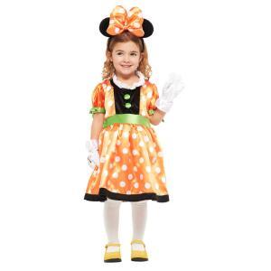 子供 パンプキンミニ−S 100-120cm対応 キッズ 女の子 ディズニー コスチューム ハロウィン コスプレ 仮装 衣装 arune