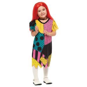 子供 サリー NBC S 100-120cm対応 女の子 ディズニープリンセス コスプレ 仮装 衣装 ハロウィン コスチューム|arune