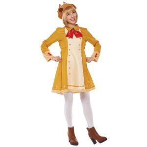 ハロウィンプレゼント付 大人 フォーマルデール レディース 女性 キュート ブラウン ディズニー 衣装 ハロウィン コスチューム 仮装 コスプレ|arune