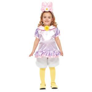 子供 パステルデイジーS 100-120cm対応 キッズ 女の子 ディズニー コスプレ ハロウィン コスチューム 仮装 衣装|arune