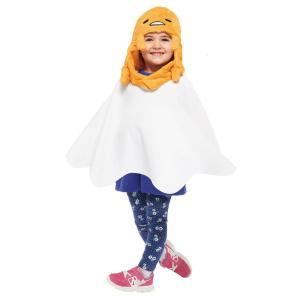 子供 ぐでたま 女の子 サンリオ コスチューム コスプレ 衣装 仮装 ハロウィン|arune