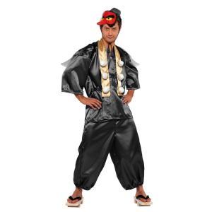 男性 メンズ 天狗 黒 男性 メンズ コスチューム コスプレ ハロウィン 仮装 衣装|arune
