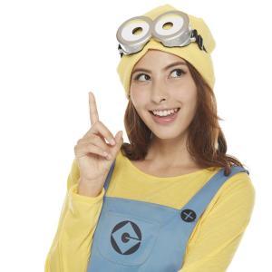 ミニオン ゴーグル ミニオン 公式ライセンス キャラクター コスチューム ハロウィン 仮装 衣装|arune