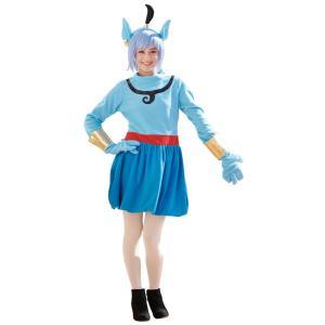 女性用ジーニー アラジン ディズニー DISNEY ハロウィン レディース 仮装 衣装 コスチューム コスプレ|arune