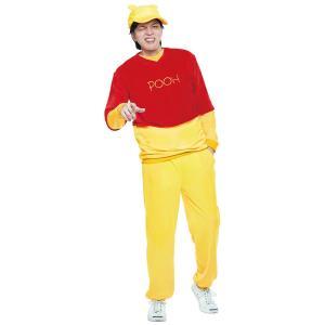 男性用プー くまのプーさん ディズニー DISNEY ハロウィン メンズ仮装 衣装 コスチューム コスプレ|arune