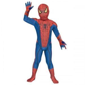 在庫限り アメイジングスパイダーマン チャイルド 男の子 ハロウィン 衣装 コスプレ 仮装 コスチューム|arune