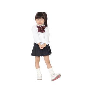 KIDSモデル.ちょーGALモテ制服 仮装 衣装 コスチューム コスプレ 子供用 女の子 arune