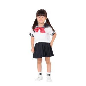 KIDSモデル.セーラー服 仮装 衣装 コスチューム コスプレ 子供用 女の子 arune
