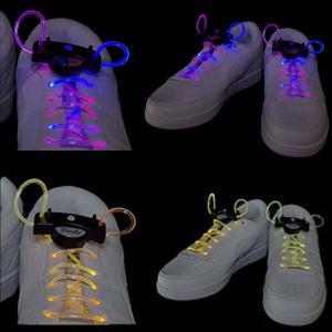 光る靴ひも|arune