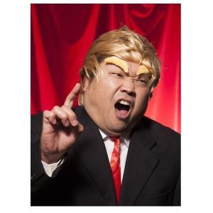 なりきりかつら トランプさんセット ドナルド・トランプ アメリカ大統領マスク ものまね なりきりカツラ|arune