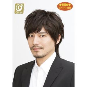 メンズウィッグ ラパンドアール G-NET スマートレイヤー ディープブラウン|arune