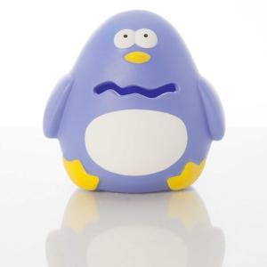 GRABBER HOLDER Penguin ペンギン 歯ブラシ入れ タオルホルダー お風呂グッズ バスグッズ アニマルグッズ 景品 販促品|arune