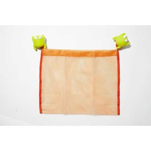 MESH BAG Frog フロッグ かえる 吸盤付きメッシュバッグ お風呂グッズ バスグッズ アニマルグッズ 景品 販促品|arune