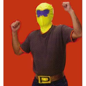 いつでもレンジャー(イエロー)ベルト付き 仮装、衣装、コスチューム、軍団、戦隊、レンジャー、正義の味方|arune