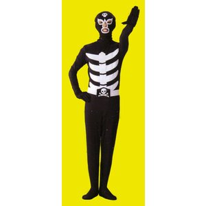 悪戯軍団 ブラックスカル 仮装、衣装、コスチューム、軍団、戦隊、レンジャー、正義の味方|arune