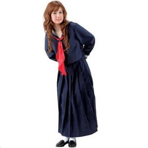 つっぱり!ロングセーラー服 スケバンセーラー コスプレ衣装 コスチューム 仮装|arune