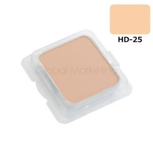 シャレナ HD(ハイデフ)化粧品 パウダリィファンデーション レフィール 13g HD-25 MYS13-027115|arune