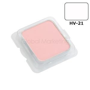 シャレナ HD(ハイデフ)化粧品 パウダリィファンデーション レフィール 13g HV-21 MYS13-270218|arune