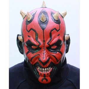 なりきりマスク なりきりダースモール STAR WARS スターウォーズ公式ライセンス arune