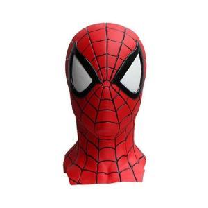 なりきりマスク スーパーラテックス コミック版 スパイダーマン ものまね・なりきり|arune