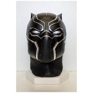 ブラックパンサー なりきりマスク キャプテン・アメリカ シビル・ウォー 宴会 仮装 芸人 タレント かぶりもの パーティーグッズ 仮装衣装|arune
