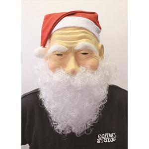 夢見るサンタ クリスマス かぶりもの クリスマスパーティ なりきりマスク コスプレ コスチューム Xmas 衣装 サンタクロース|arune