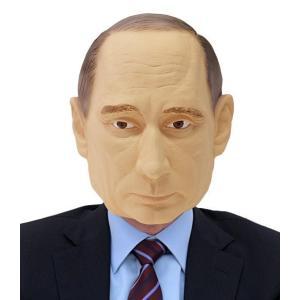 6月上旬入荷予定 Mr.プーチン なりきりマスク 宴会 仮装 芸人 タレント かぶりもの パーティーグッズ 仮装衣装|arune