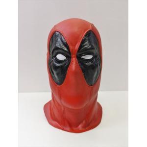 なりきりマスク デッドプール なりきり ヒーロー 宴会 仮装 かぶりもの  仮装 衣装 ハロウィン コスプレ arune