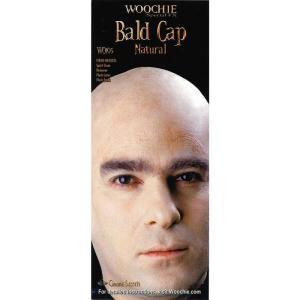 米国シネマシークレット社製 ボールドキャップ ナチュラル(肌色) Bald Cap Natural WO105|arune
