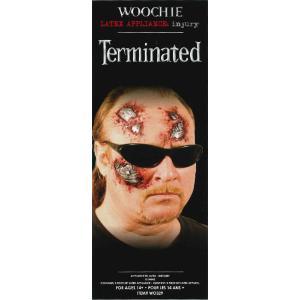米国シネマシークレット社製 あなたもターミネーターに…特殊メイクキット WO329|WOOCHIE Terminated|arune