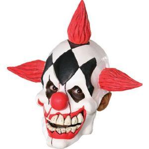 米国直輸入 Die Laughing Mask ピエロ・クラウン仮装・マスク arune