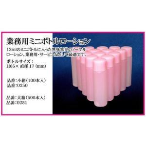 小箱 業務用ミニボトルローション13ml・100本入り ラブローション・水溶性ローション|arune