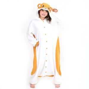 ハムスター アニマル(動物)着ぐるみ どうぶつ キャラクター パジャマ 大人用 女性 仮装 変装 コスプレ|arune