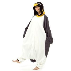 ペンギン アニマル(動物)着ぐるみ どうぶつ キャラクター パジャマ 大人用 女性 仮装 変装 コスプレ|arune