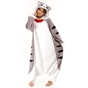 トラネコ アニマル(動物)着ぐるみ どうぶつ キャラクター パジャマ 大人用 女性 仮装 変装 コスプレ|arune