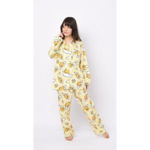 ぐでたまいっぱいシャツパジャマ SAZAC キキララ パジャマ サンリオ サザック arune