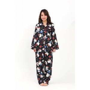 ふきだしいっぱいキティシャツパジャマ SAZAC ハローキティ パジャマ サンリオ サザック|arune
