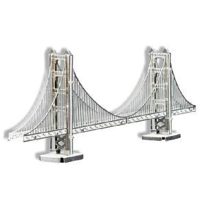 ゴールデンゲートブリッジ メタリックナノパズル|arune